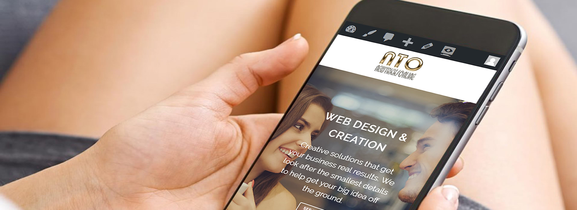 MOBILE & TABLET DESIGN